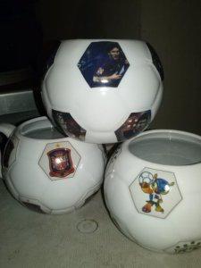 Mug Bola Bunglon, Mug Bola Unik, Mug Bola keren, Mug Bola