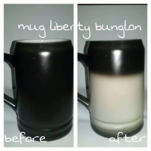 mug liberty bunglon
